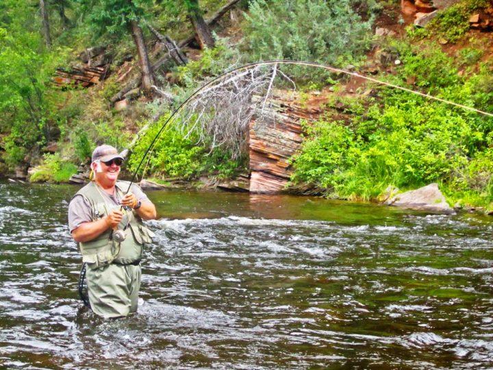 Frying Pan River Report